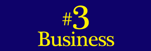 #3 BUSINESS